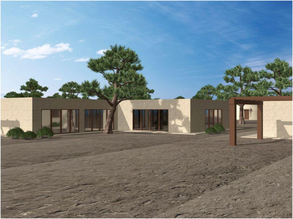 Viviendas ecol gicas casas ecologicas casa bioblimatica for Proyectos de casas ecologicas
